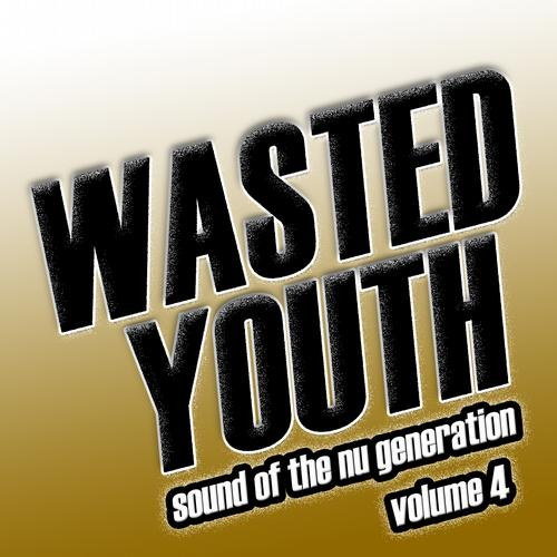 Album Art - Wasted Youth Volume 4