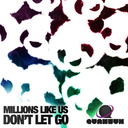 Album Art - Don't Let Go