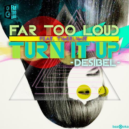 Album Art - Turn It Up (Desibel)