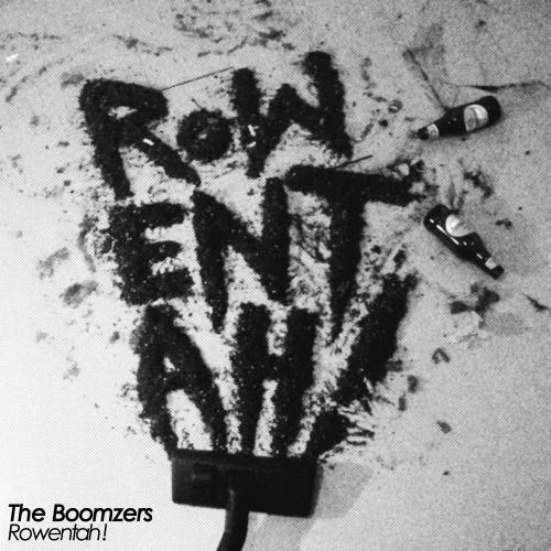 Album Art - Rowentah EP