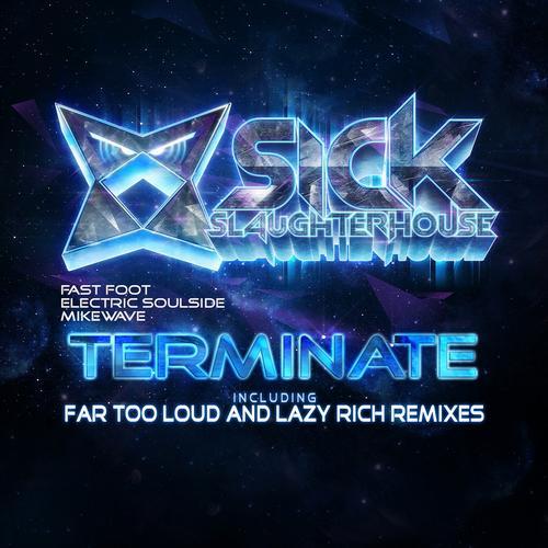 Album Art - Terminate (Remixes)