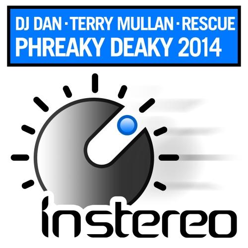 Album Art - Phreaky Deaky 2014