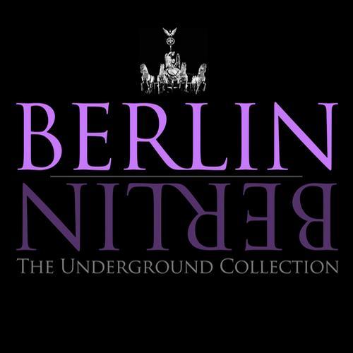 Album Art - Berlin Berlin - The Underground Collection, Vol. 8