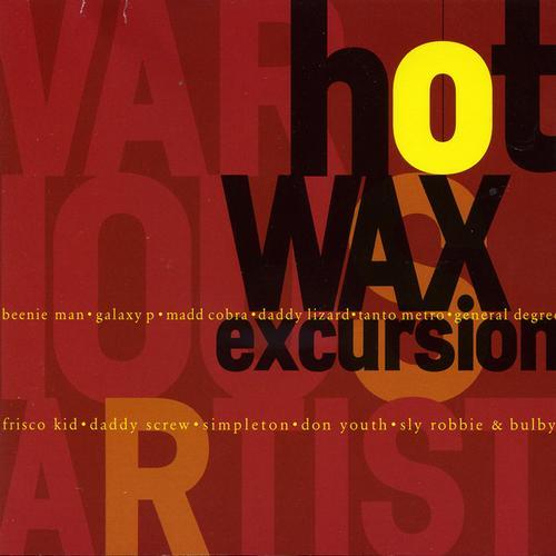 Album Art - Hot Wax Excursion
