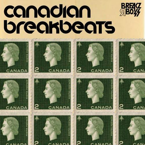 Album Art - Canadian Breakbeats: Volume 3