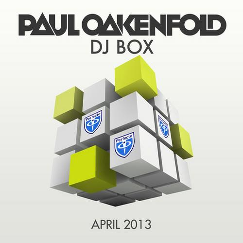 Album Art - DJ Box - April 2013