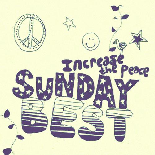 Sunday Best: Increase The Peace - Vol. 4 Album Art