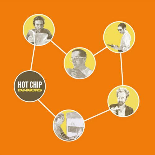 DJ-Kicks: Hot-Chip Album Art