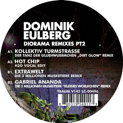 Diorama Remixes Pt. 2 Album Art
