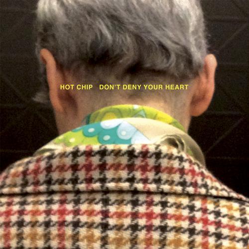 Don't Deny Your Heart Album Art