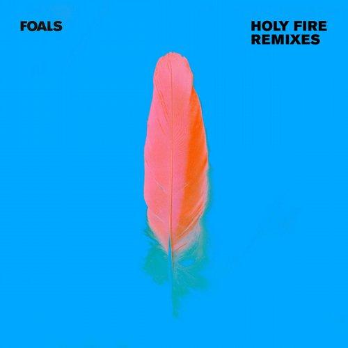 Album Art - Foals: Holy Fire Remixes