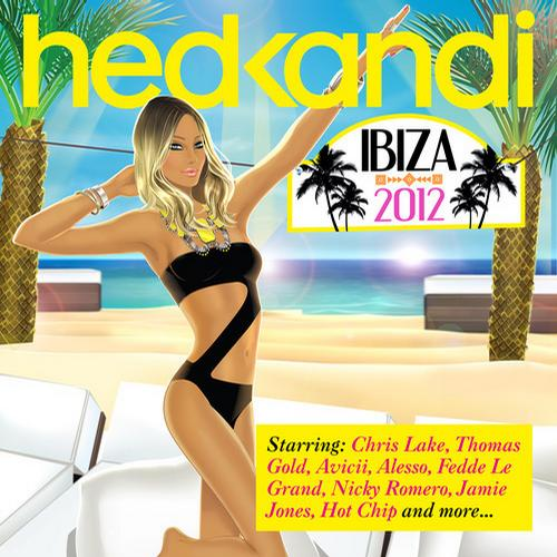 Album Art - Hed Kandi Ibiza 2012