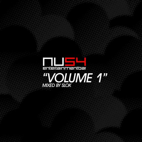 Nu 54 Entertainmentbar Vol. 1 Mixed By Slok Album Art