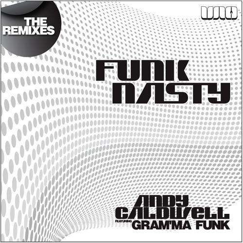 Album Art - Funk Nasty - The Remixes