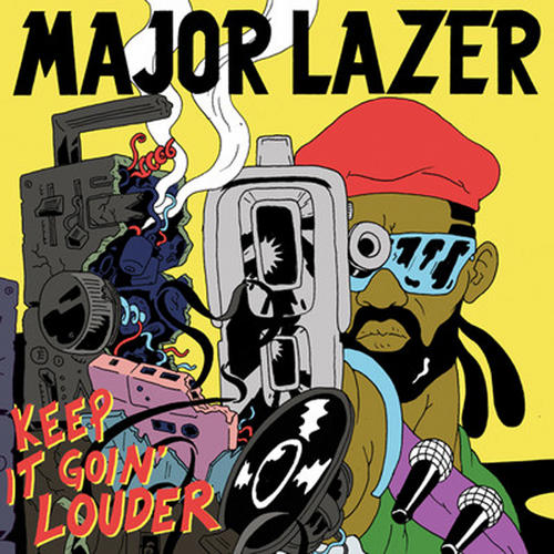Album Art - Keep It Goin' Louder
