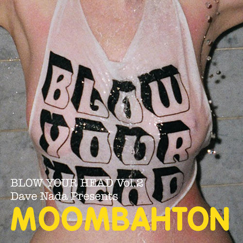 Blow Your Head Vol. 2: Dave Nada Pres. Moombahton Album Art