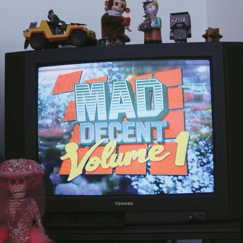 Album Art - Mad Decent Vol.1