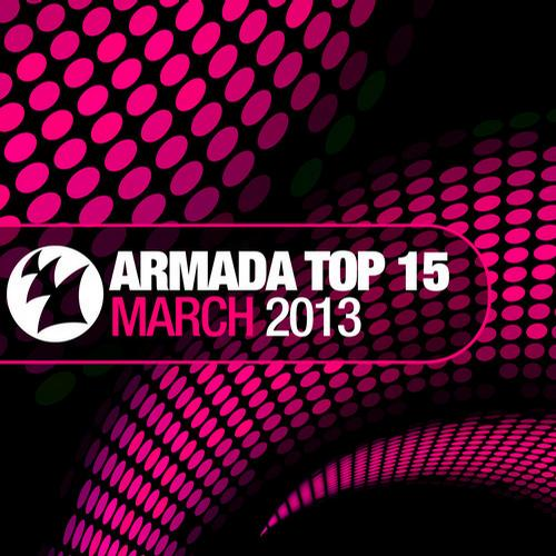 Album Art - Armada Top 15 - March 2013
