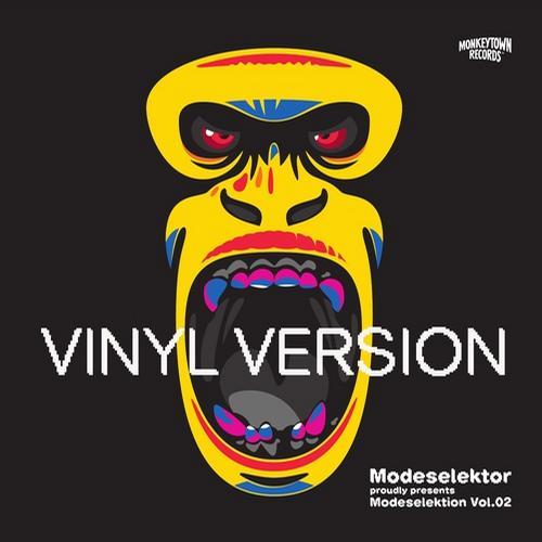 Album Art - Modeselektor proudly presents Modeselektion Vol. 02 (Vinyl Version)