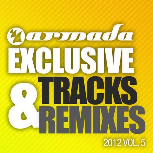 Album Art - Armada Exclusive Tracks & Remixes 2012, Vol. 5