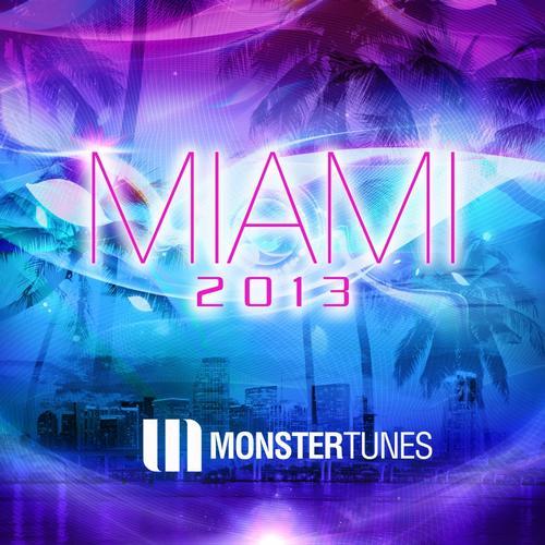 Album Art - Monster Tunes Miami 2013