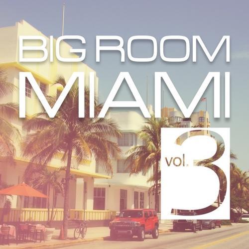 Big Room Miami, Vol. 3 Album Art
