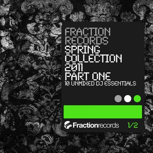 Fraction Records Spring Collection 2011 Pt. 1 Album
