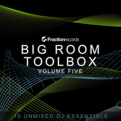 Album Art - Big Room Toolbox Vol. 5