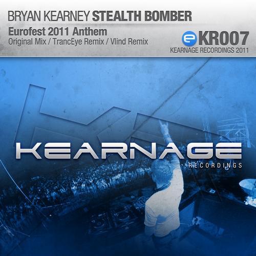 Album Art - Stealth Bomber