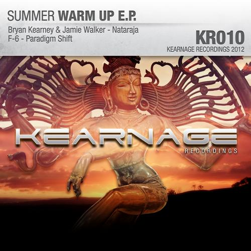 Summer Warm Up E.P Album