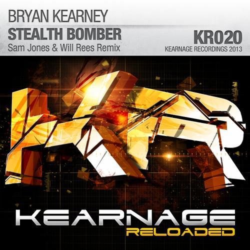 Stealth Bomber Album Art