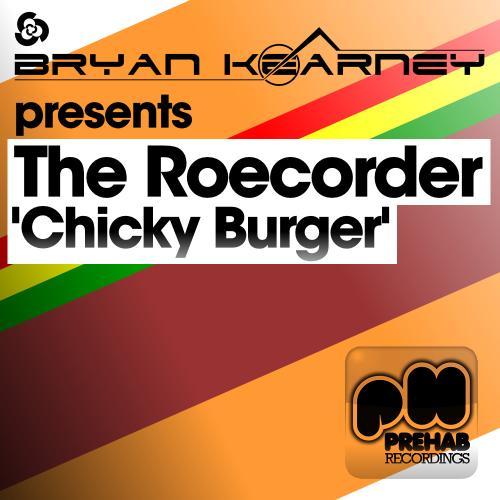 Album Art - Chicky Burger