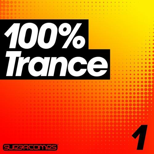 Album Art - 100%% Trance - Volume One