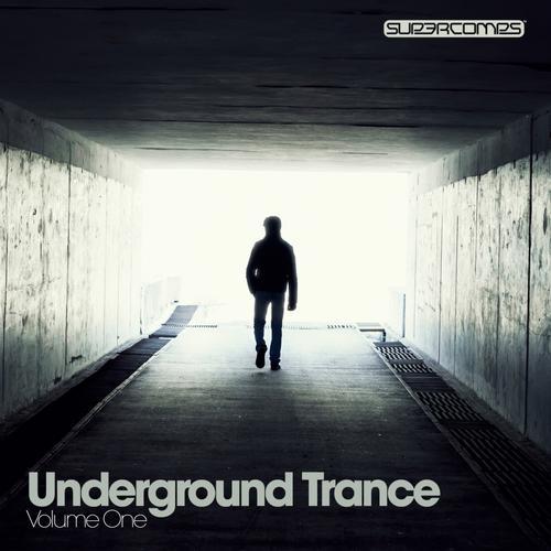 Album Art - Underground Trance Volume One