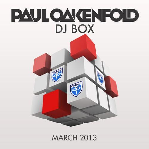 DJ Box - March 2013 Album Art