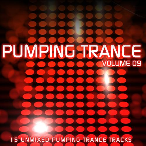 Album Art - Pumping Trance Volume 09