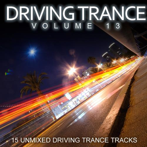 Album Art - Driving Trance Vol. 13