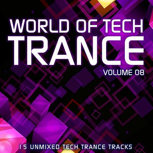 Album Art - World Of Tech Trance Volume 08