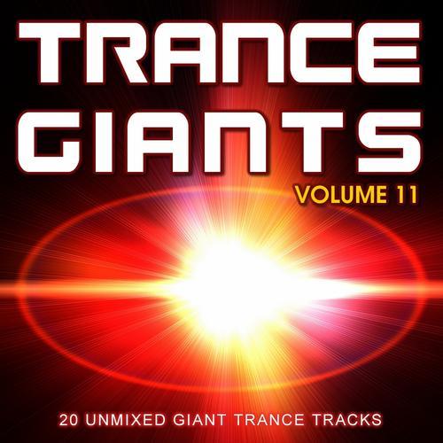 Album Art - Trance Giants - Volume 011