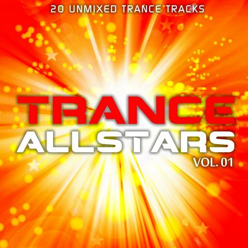 Trance Allstars - Volume 1 Album Art