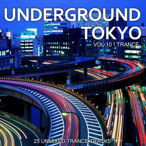 Underground Tokyo Vol. 10 - Trance Album Art