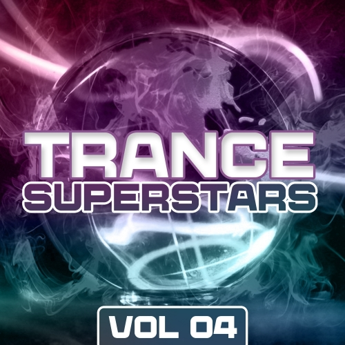 Album Art - Trance Superstars Vol. 4