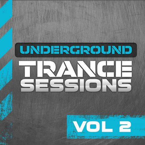 Underground Trance Sessions Vol. 2 Album Art