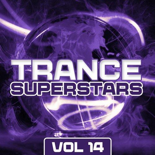 Trance Superstars Vol. 14 Album Art