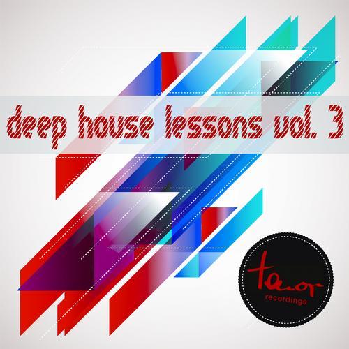 Album Art - Deep House Lessons, Vol. 3