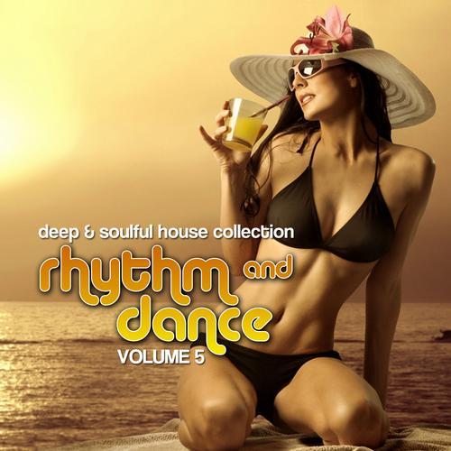 Album Art - Rhythm & Dance - Deep & Soulful House Collection Vol. 5