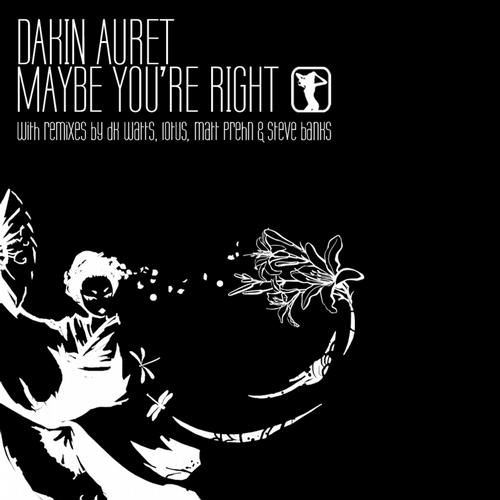 Album Art - Maybe You're Right