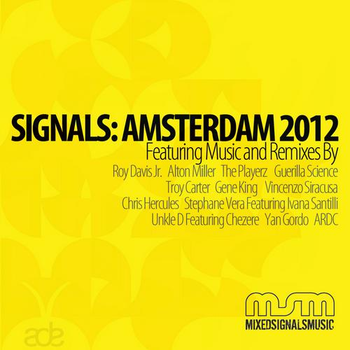 Album Art - Signals: Amsterdam 2012