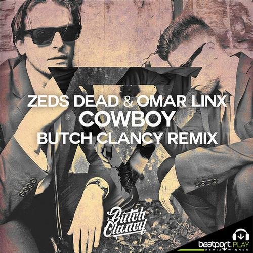 Cowboy - Butch Clancy Remix Album Art