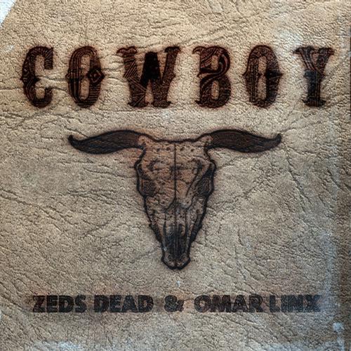 Album Art - Cowboy - Remixes